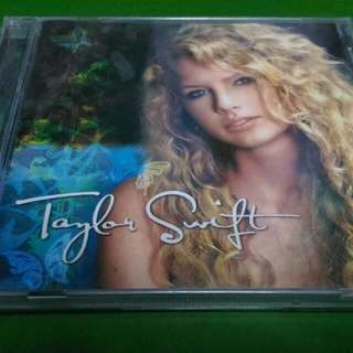 Taylor Swift Debut album (US Edition)