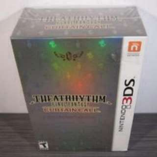 3DS Game: Theatrhythm Final Fantasy: Curtain Call (Limited Collector's Edition)