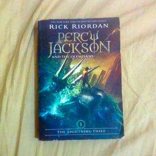 Percy Jackson Book 1
