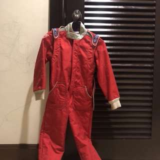 Sparco suit for kids