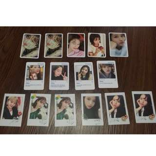 [WTS] TWICE Twicetagram Photocards