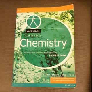 Pearson IB CHEMISTRY