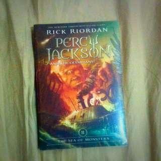 Percy Jackson Book 2