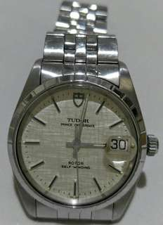 Tudor Prince Oysterdate Rotor Self Winding (Owned/淨錶一隻)