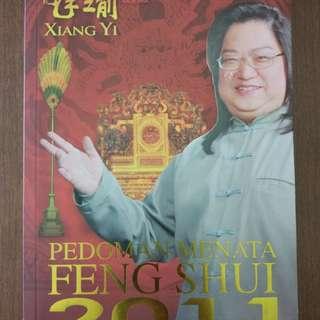 Pedoman Feng Shiu 2011