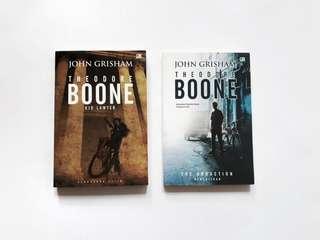 John Grisham - Theodore Boone Series (Book 1-2)