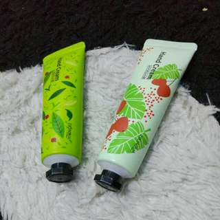 Bioaqua handcream