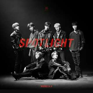 MONSTA X - SPOTLIGHT JAPANESE ALBUM