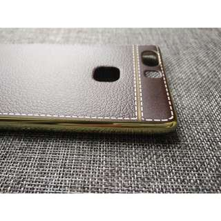 Leather Case for Huawei
