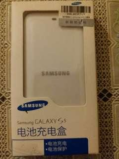 三星CALAXY S5電池充電盒(不包電池)