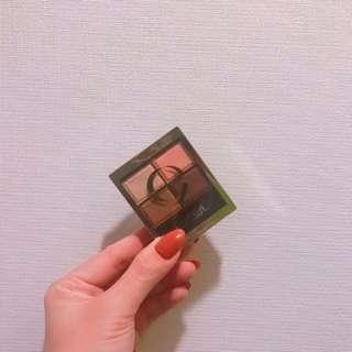 日本品牌excel四色眼影盤(SR05)