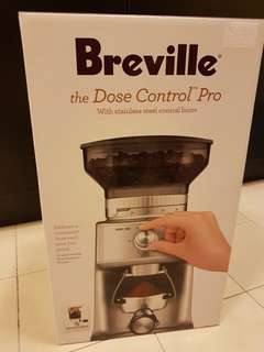 Breville Coffee Grinder BCG600
