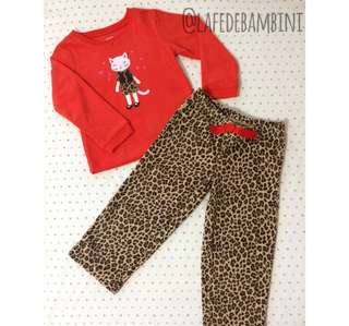 Carter's sleepwear set