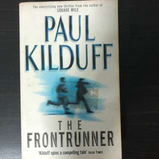 The Frontrunner by Paul Kilduff