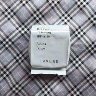 Laneige BB Cushion - Whitening refill 15g