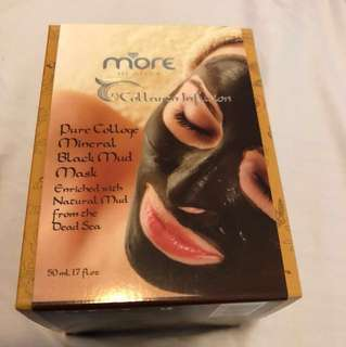 Brand New in Box More Beauty Pure Collagen Mud Mask