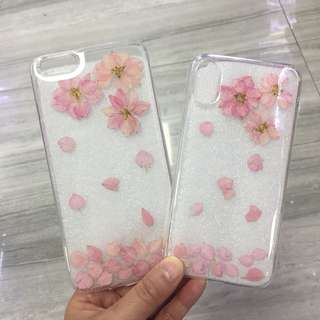 乾花 iPhone Case