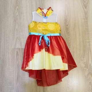 Preloved toddler CNY dress