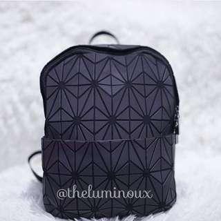 PREORDER Luminous Zipper Bag