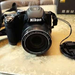 Camera coolpix P500