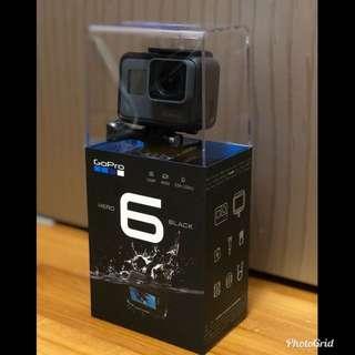 Brand New Sealed GoPro 6 Hero Black