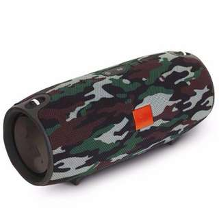 Camouflage Wireless Splash-Proof Bluetooth Speaker