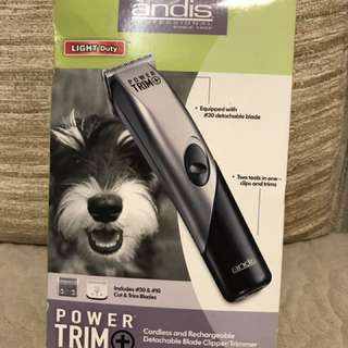 Andis Dog Shaver <Brand New>