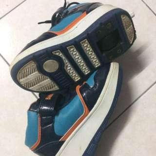 Bubblegummers roller shoes for kids