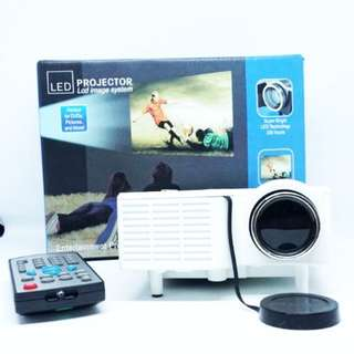 Mini Led Projector FREE Delivery