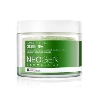Neogen Bio Peel Gauze Peeling - Green Tea