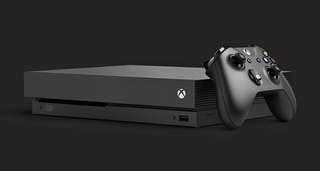 Xbox one x現貨