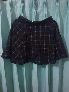 Rok H&M Tartan Skirt