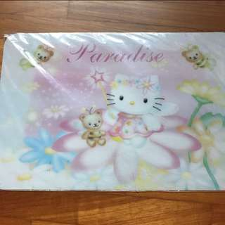 Brand new Hello Kitty Table mat/ protector