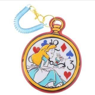 🇯🇵日本代購 迪士尼 Alice 愛麗斯 咭套 行李牌