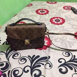 LV Bag Mirror