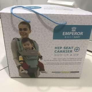 Baby carrier hip seat Korean brand