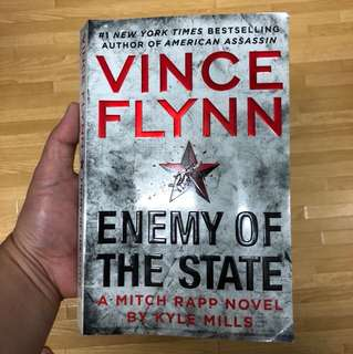 Latest Mitch Rapp Series - Enemy of the State