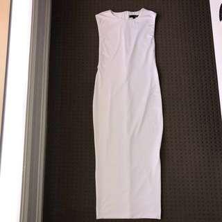 Zachary The Label White Dress