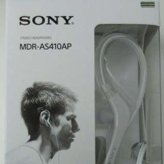 Sony MDR-AS410AP (White)