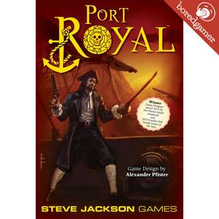 Port Royal Board Game