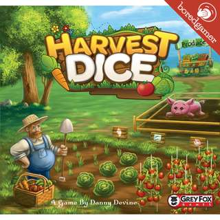Harvest Dice Board Game