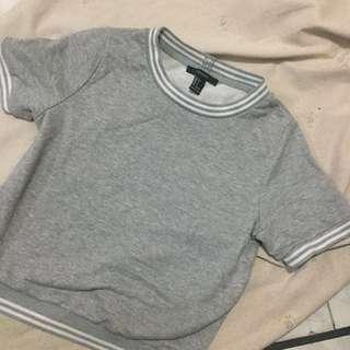 Forever 21 Ringer Shirt