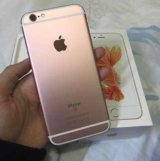 iphone6S (玫瑰金 64GB)