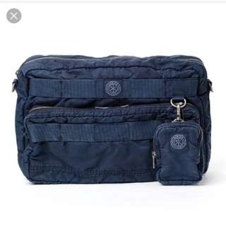 全新日本正版PORTER CLASSIC SUPER NYLON Shoulder Bag