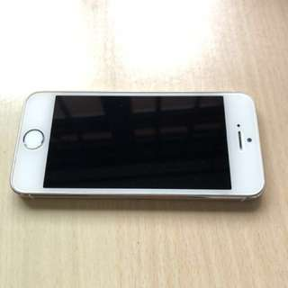 iPhone 5s 32g gold