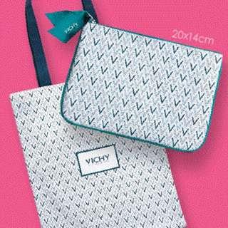《全新降價❗️》Vichy薇姿 獨家限量Logo托特袋