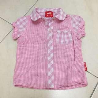 Miki Girl Shirt