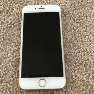 Apple iphone 6 (unlocked) Gold 128gb