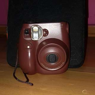 Fujifilm Instax Mini 7s (Brown)