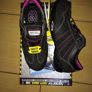 Safety Jogger Safety Shoes
